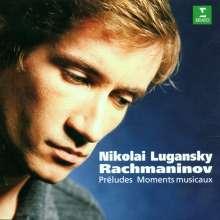 Sergej Rachmaninoff (1873-1943): Preludes op.23 Nr.1-10, CD