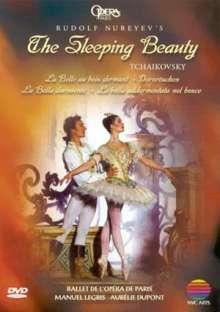 Ballet de l'Opera National de Paris:Dornröschen (Tschaikowsky), DVD