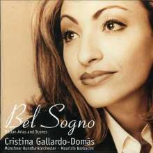 Cristina Gallardo-Domas - Bel Sogno, CD