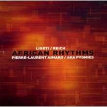 Pierre-Laurent Aimard - African Rhythms, CD