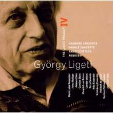 György Ligeti (1923-2006): Hamburg Concerto für Horn & Orchester, CD