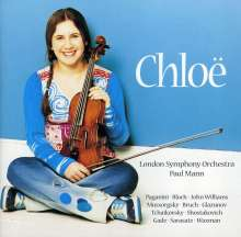 Chloe Elise Hanslip - Debut-CD, CD