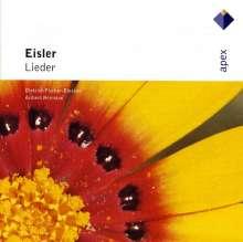 Hanns Eisler (1898-1962): 32 Klavierlieder, CD