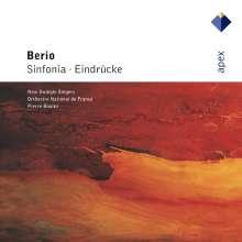 Luciano Berio (1925-2003): Sinfonia (1968), CD