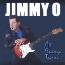 Jimmy O: At Every Turn, CD