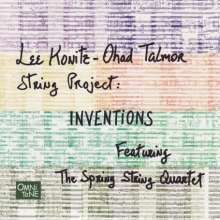 Lee Konitz (geb. 1927): Inventions, CD