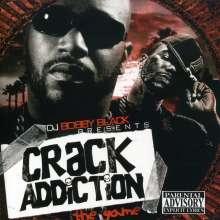 Crack Addiction: The Game, CD