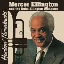 Mercer Ellington (1919-1996): Harlem Throwbacks, CD