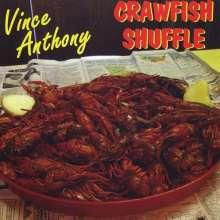 Vince Anthony: Crawfish Shuffle, CD