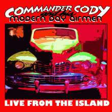 Commander Cody: Live From The Island, CD
