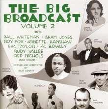 Big Broadcast -Jazz &.-2, CD