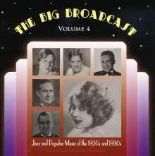 The Big Broadcast Volume 4, CD