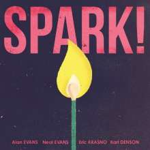 Soulive & Karl Denson: Spark EP, Single 12""