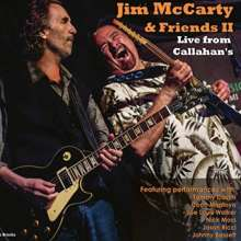 Jim McCarty: Live From Callahan's, CD