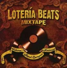 Loteria Beats Mixtapes: Loteria Beats Mixtapes 1 / Var, CD
