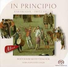 Rostocker Motettenchor - In Principio, SACD