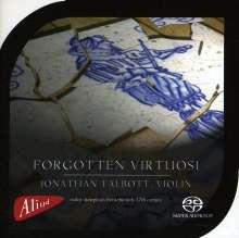 Jonathan Talbott - Forgotten Virtuosi, SACD