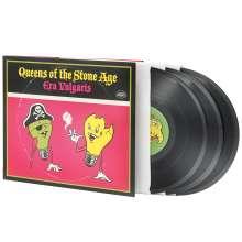 "Queens Of The Stone Age: Era Vulgaris 3x10"", 3 Single 12""s"
