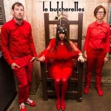 """Le Butcherettes: Shave The Pride, Single 7"""""""