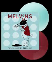 "Melvins: Pinkus Abortion Technician (Limited-Edition) (Colored Vinyl), 2 Single 10""s"
