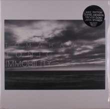 Tomahawk: Tonic Immobility (180g) (Limited Edition) (Coke Bottle Clear Vinyl), LP