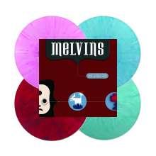 Melvins: Five Legged Dog (Limited Edition)  (4 LPs in 4 verschiedenen Farben), 4 LPs