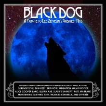 Black Dog: A Tribute To Led Zeppelin's Greatest Hits, 2 CDs
