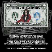 Billion Dollar Babies: A Tribute To Alice Cooper, 2 CDs