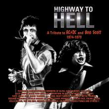 Highway To Hell: A Tribute To Bon Scott & AC/DC, CD