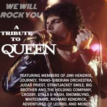 We Will Rock You: A Tribute To Queen, CD