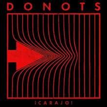 Donots: Carajo, CD