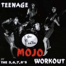 The 5.6.7.8's: Teenage Mojo Workout, CD