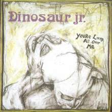 Dinosaur Jr.: You're Living All Over Me, CD