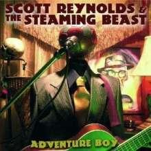 Scott Reynolds: Adventure Boy (Colored Vinyl), LP