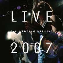 The Wedding Present: Live 2007, 1 CD und 1 DVD