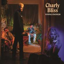 Charly Bliss: Young Enough (Blue Vinyl), LP