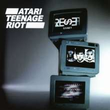 Atari Teenage Riot: Reset, CD
