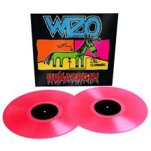 Wizo: UUAARRGH! (Limited Edition) (Pink Vinyl), 2 LPs
