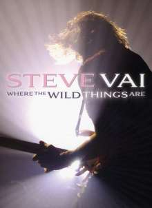 Steve Vai: Where The Wild Things Are: Live In Minneapolis 2007, 2 DVDs