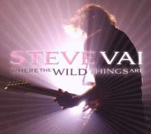 Steve Vai: Where The Wild Things Are: Live In Minneapolis 2007, CD