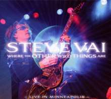 Steve Vai: Where The Other Wild Things Are: Live In Minneapolis 2007, CD