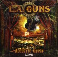 L.A. Guns: Acoustic Gypsy (Live), CD