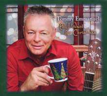Tommy Emmanuel: All I Want For Christmas, CD