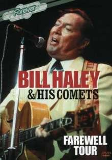 Bill Haley: Farewell Tour, Birmingham Odeon 1979, DVD