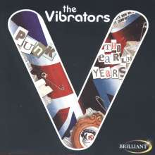 The Vibrators: The Early Years, CD