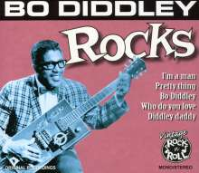 Bo Diddley: Rocks, CD