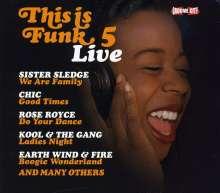 This Is Funk Vol. 5, CD
