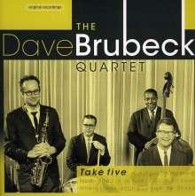 Dave Brubeck (1920-2012): Take Five, CD