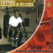 The Story Of Rhythm & Blues Vol. 9, CD