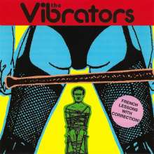 The Vibrators: French Lessons With Correction!, CD
